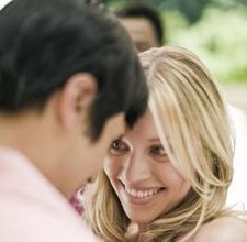 approaching woman overcome shyness with girls